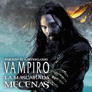 Somos Mecenas de Vampiro 20 Aniversario en español