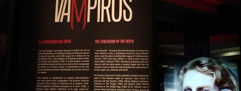Vampiros: la evolución del mito